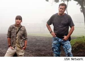 Find out why Sam Axe turned his back on the agency in 'Burn Notice: The Fall of Sam Axe.'