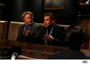 Gary Busey & Mark McGrath, 'Celebrity Apprentice'