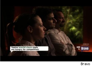 Sue, Suvir, Alex on 'Top Chef Masters'