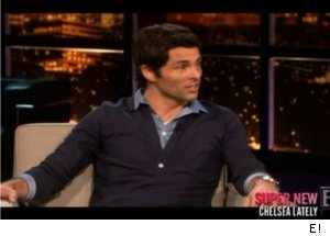 James Marsden Is Teased on 'Chelsea Lately'