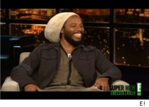 Ziggy Marley Talks 'Marijuanaman' on 'Chelsea'
