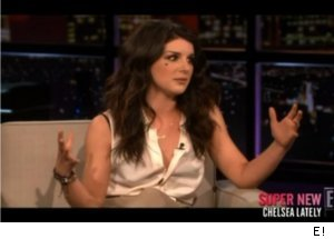 Shenae Grimes Talks Japan on 'Chelsea Lately'