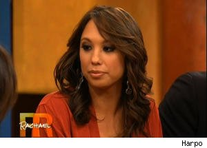 Cheryl Burke Explains Snub of Chris Brown on 'DWTS'