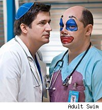 Ken Marino &amp; Rob Corddry, 'Childrens Hospital'