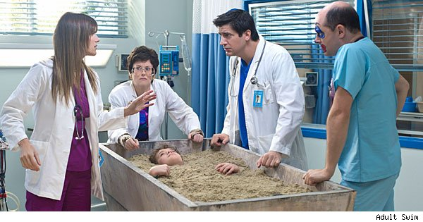 'Childrens Hospital' Season 3 Premiere