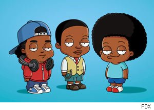 The Cleveland Show, T-Pain, Will.i.am