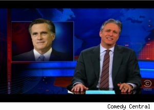 'Daily' Calls Mitt Romney 'Captain Buzzkill'