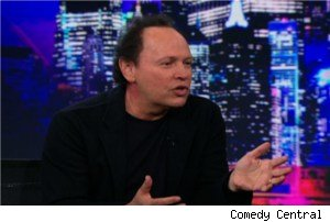 Billy Crystal on 'The Daily Show'