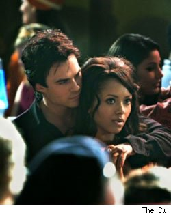 The Vampire Diaries, Damon, Bonnie