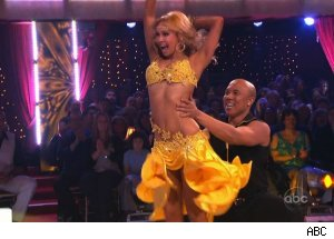Hines Ward &amp; Kym Johnson, 'Dancing with the Stars'