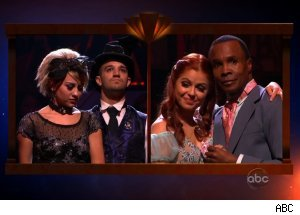 'Dancing with the Stars' elimination