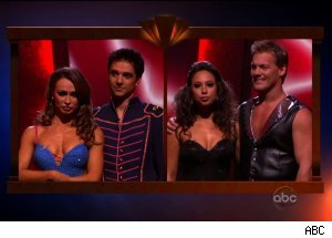 'Dancing with the Stars' week six results