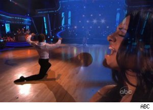 Pia Toscano &amp; Mark Ballas, 'Dancing with the Stars'