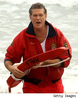 David Hasselhoff, Baywatch
