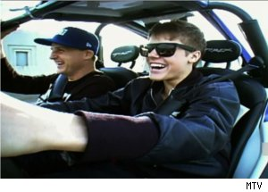 Justin Bieber on 'Rob Dyrdek's Fantasy Factory'