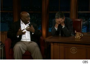 Michael Clarke Duncan on 'Late Late'