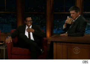 D.L. Hughley on 'Late Late Show'