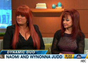 The Judds Show Support for Ashley Despite Shocking Memoir