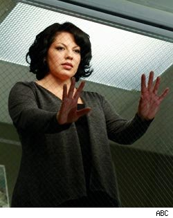 Sara Ramirez (Dr. Callie Torres), 'Grey's Anatomy' Musical Episode
