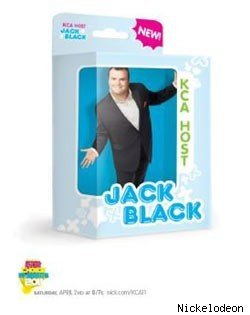 Jack Black, Kids Choice Awards