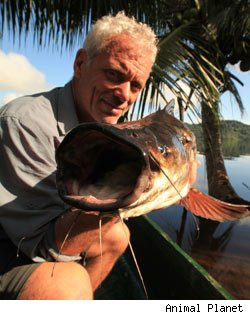 Jeremy Wade, River Monsters