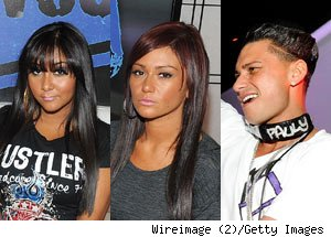 Snooki, JWoww, DJ Pauly D