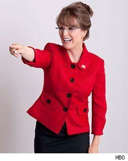 Julianne Moore as Sarah Palin in 'Game Change'