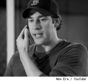 John Krasinski in New Era ad