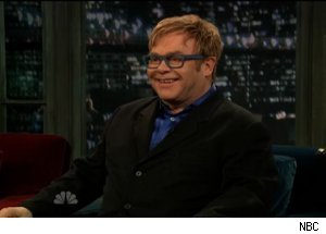 Elton John, 'Late Night with Jimmy Fallon'