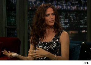 Jennifer Garner, 'Late Night with Jimmy Fallon'