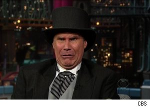 Will Ferrell, 'Late Show with David Letterman'