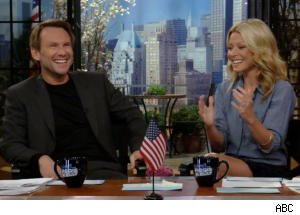 Kelly Ripa Questions Athletic Ability, Turns Down First Pitch at Mets Game