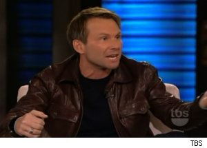 Christian Slater Talks Frank Sinatra on 'Lopez'