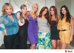 The cast of 'The Real Housewives of Miami'