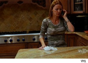 Drita Fights With Her Husband Over His Prison Term Length on 'Mob