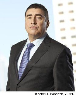 Alfred Molina of 'Law & Order: Los Angeles'