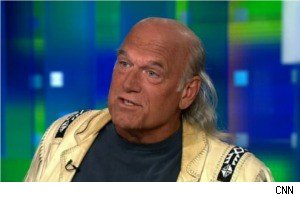 Jesse Ventura on 'Piers Morgan Tonight'
