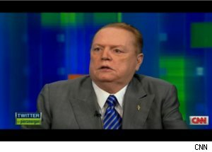 Larry Flynt on 'Piers Morgan Tonight'