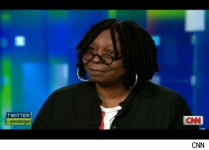 Whoopi Goldberg on 'Piers Morgan Tonight'