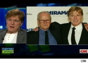 Robert Redford Talks Paul Newman on 'Piers'