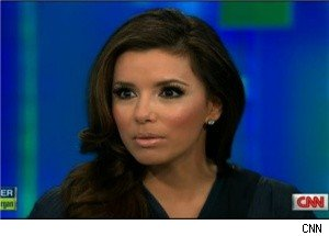 Eva Longoria on 'Piers Morgan Tonight'