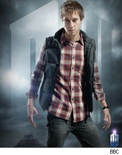Arthur Darvill as Rory Williams on 'Doctor Who'