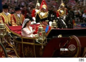 Kate Middleton & Prince William, Royal Wedding coverage