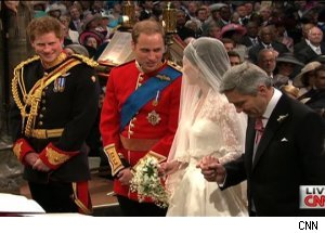 Prince Harry, Prince William & Kate Middleton, Royal Wedding coverage