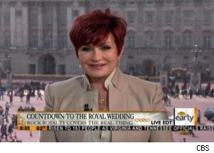 Sharon Osbourne Says the Queen Was Not Amused by Ozzy's Music