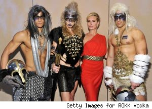 Sonja Morgan at GLAAD Words