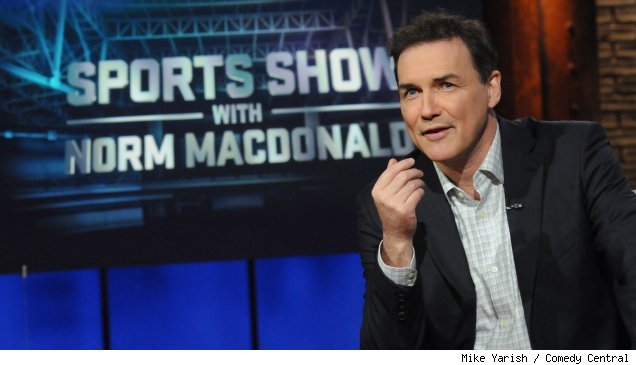 Norm MacDonald on 'Sports Show'