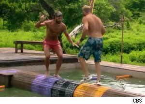 Grant and Ralph log roll, 'Survivor: Redemption Island'