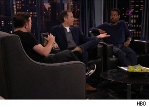 Ricky Gervais, Jerry Seinfeld, Chris Rock & Louis C.K., 'Talking Funny'