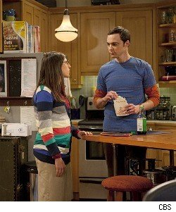 the big bang theory The Herb Garden Germination